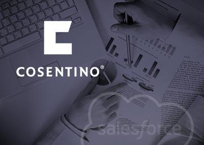 Cosentino: Análisis y optimización de Reporting