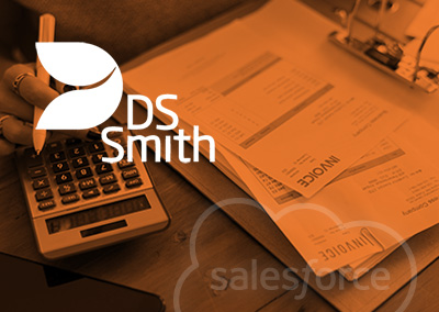 Ds Smith: Integración de Salesforce como nuevo CRM