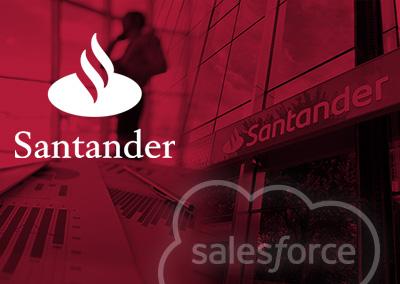 Banco Santander: CRM para área de Banca Mayorista