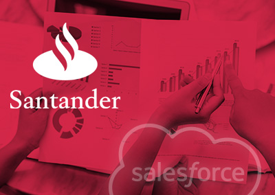 Banco santander: SalesForce Marketing Cloud