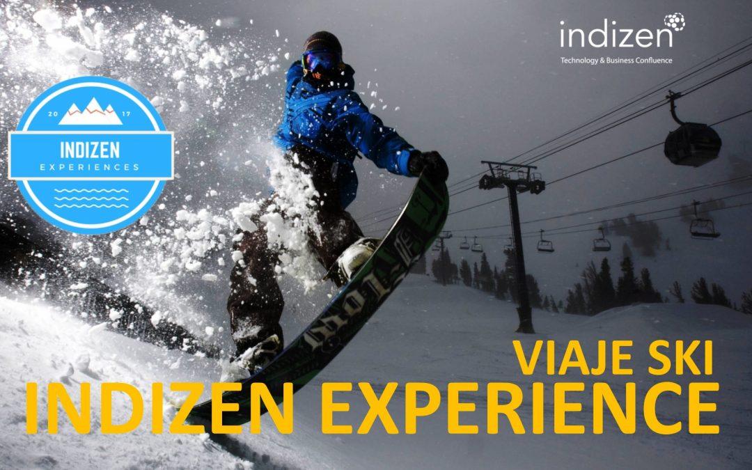 Indizen Experiencias: Esquí / Snow