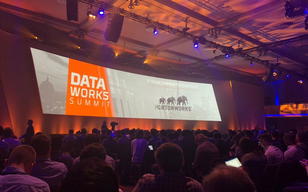 Asistimos al Data Works Summit en Berlín